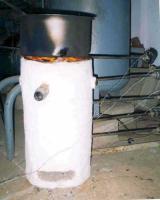 Naturl Draft Gasifier - Kumar