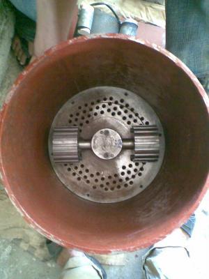 WOTR 1 HP Pellet Mill