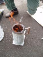 The TLUD burner