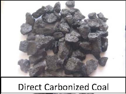 Direct Carbonized Coal