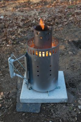 Tlud Improved Biomass Cooking Stoves