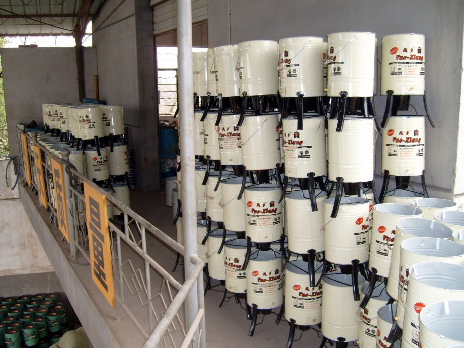 Stoves Waiting Shipment