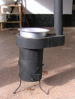 Jatropha | Improved Biomass Cooking Stoves