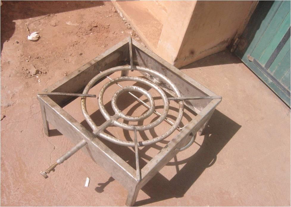 LPG Kisra Plate