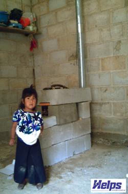 Estufa Onil, Zinacantán Chiapas