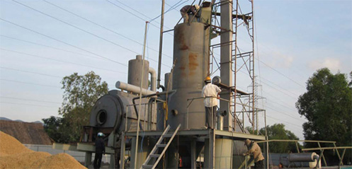 Belonio Rice Hull Gasifier