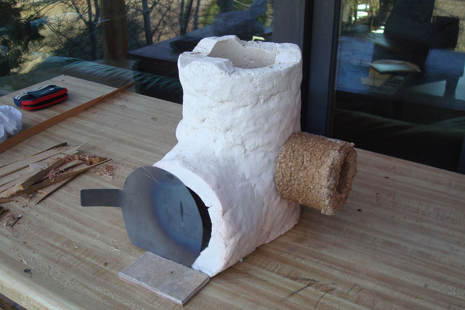 Holey Roket Stove Improved Biomass Cooking Stoves
